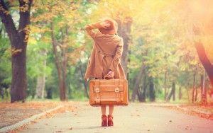 Con el corazón dentro de una maleta