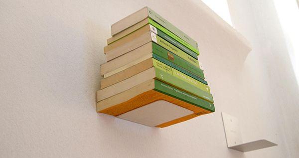 Mensola Libreria Minus Kriptonite