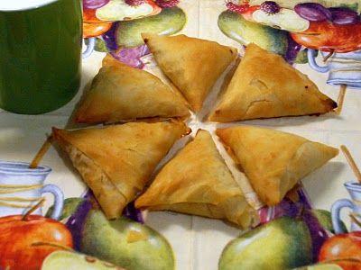 Açma Yufkalı Paçanga Böreği ~ İstikrarlı Yemek Tarifleri