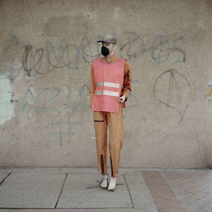 Untitled 27, Bogotá - Alec Soth