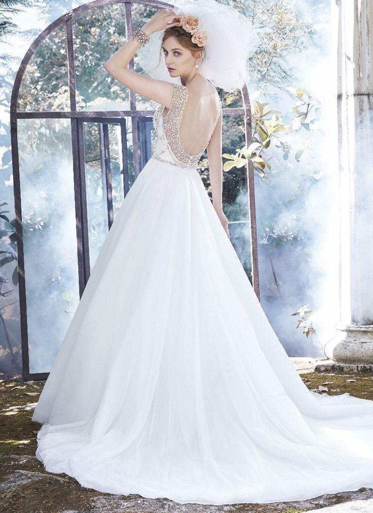 4b Leandra - Morgan Davies Bridal