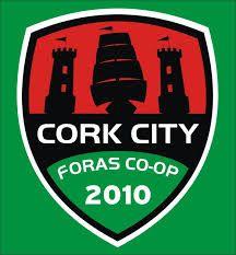 CORK CITY football club   -- CORK ireland