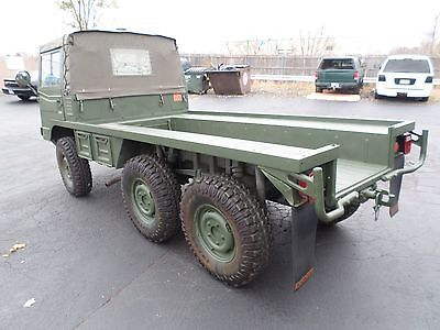 Hello Folks what we have here is an AMAZING! 1973 Steyr Puch Pinzgauer 712M 6X6 Swiss Military Vehicle Mercedes-Benz contracted with the famous Austrian engineering firm Steyr–Puch Manufacturer | UCLookup.com