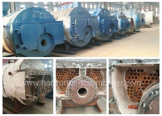Fire Tube Steam Boiler for Food Industry   EPCB Boiler