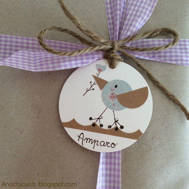 Anachicuca: Etiquetas para empaquetado-bonito.