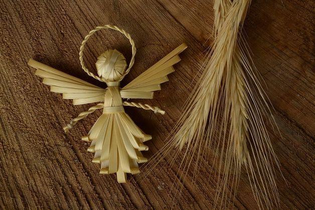 """Deko-Objekte - Talisman """"Engelchen"""" - ein Designerstück von EthnischeGeschenke bei DaWanda"""
