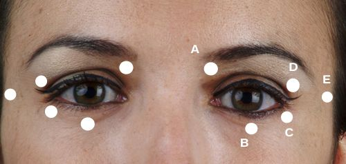 How to get younger looking, refreshed eyes in 5 min per day. great for aging and hangovers...