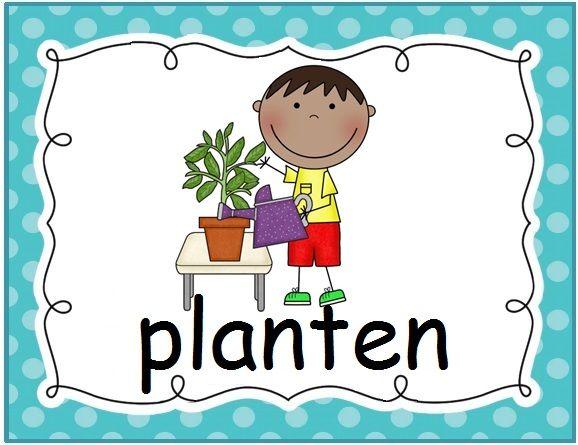 Klastaken: planten. Polka dot © Sarah Verhoeven