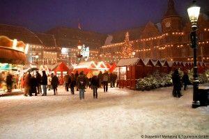 Advent Düsseldorf Weihnachtsmarkt