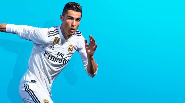 Fifa 19 Game Cristiano Ronaldo Wallpaper Hd Games 4k Wallpapers Images Photos And Background Cristiano Ronaldo Ronaldo Ronaldo Wallpapers