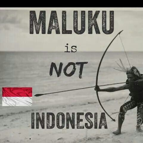 Maluku is not Indonesia.