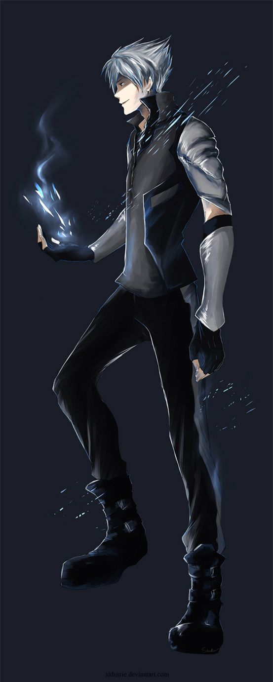 Mercury by SidusRie.deviantart.com on @DeviantArt aka the one time comically dickish guy who was cool then he did that thing to Yang.