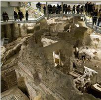 Re-opening of Vatican's Necropolis of Via Triumphalis -- Facebook photo album
