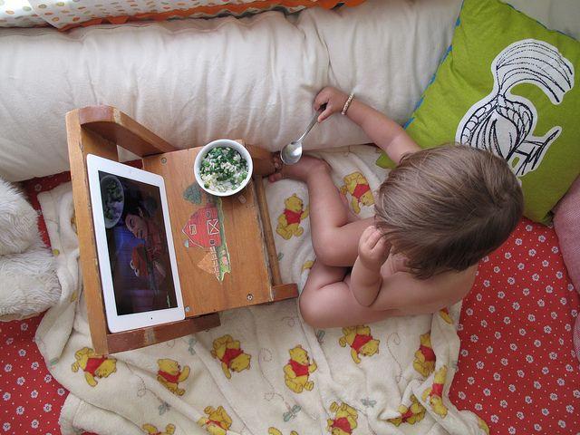 Favorite Toddler Meal - Pea Risotto | Oh Dear Drea