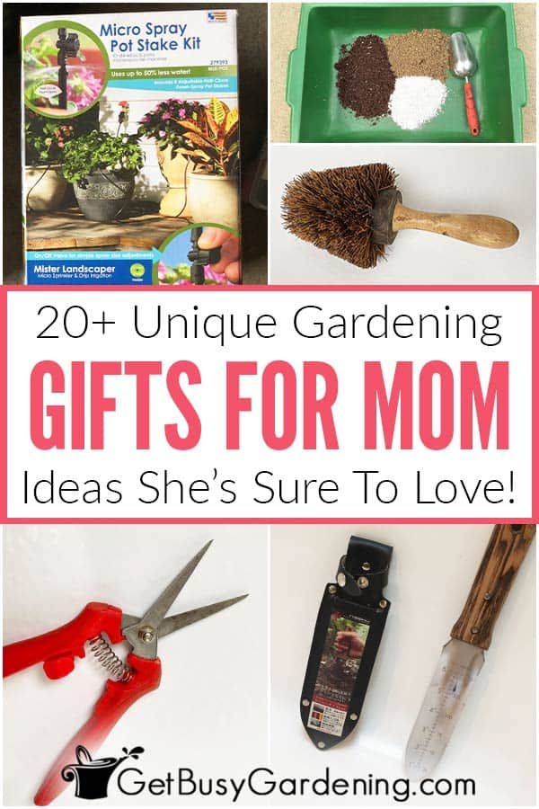 20 Unique Gardening Gifts For Mom, Unique Gardening Gifts