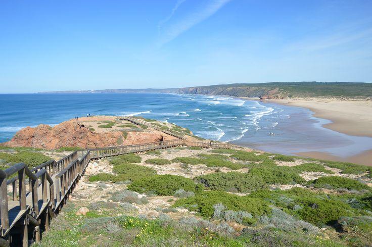 Carrapateira Beach, SW Portugal