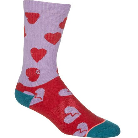 Dirt Bike Stance Love Em & Leave Em Sock - Women's ...