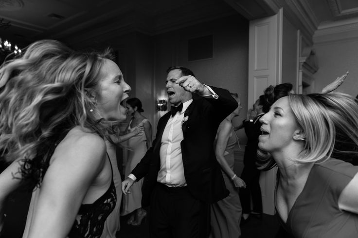 Always a packed dance-floor at Graydon Hall Manor.  Graydon Hall Manor Weddings.  Photo by Tara McMullen