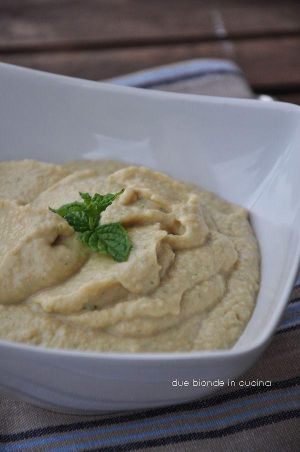 Due bionde in cucina: Hummus alla Gordon