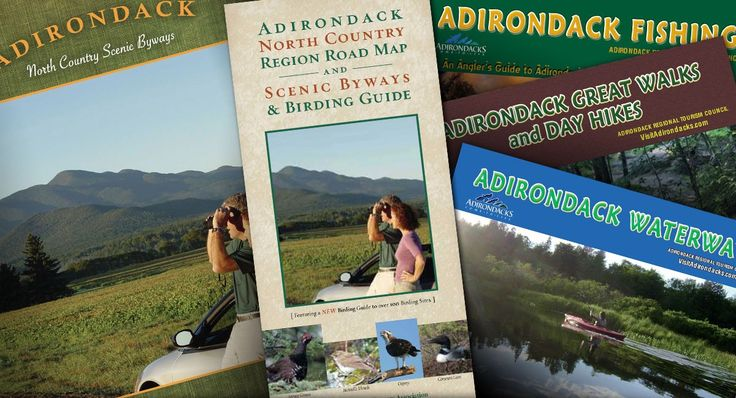Adirondack trail brochure requests