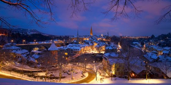 Why Bern is more than just the world's most Instagrammable winter city