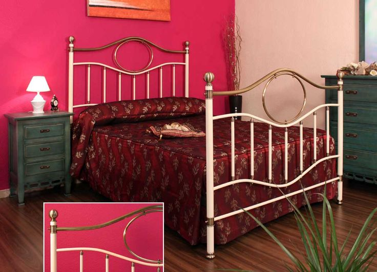 10 best englische betten und kopfteile images on pinterest beds english and wrought iron. Black Bedroom Furniture Sets. Home Design Ideas
