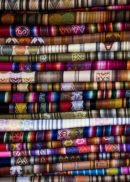 someday I will see these patterns for myself - ecuador