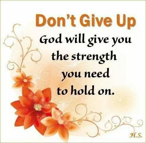 Don T Give Up Quotes 20 Best Hope And Don't Give Up Quotesimages On Pinterest