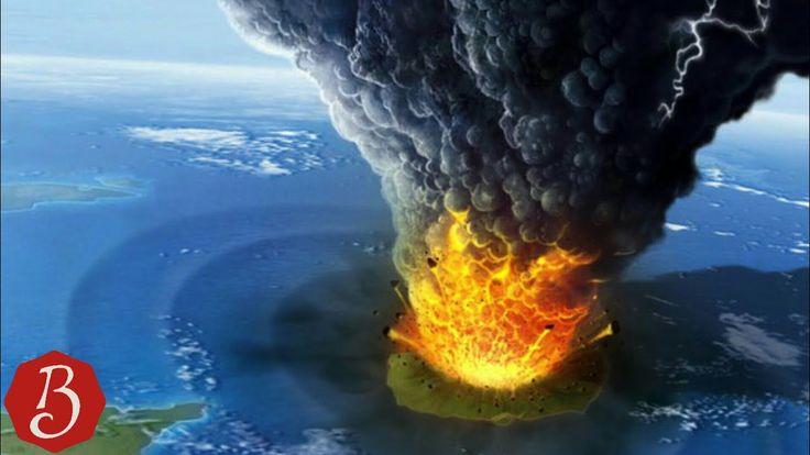 10 Letusan Gunung Berapi Paling Dashyat yang Pernah Terjadi (Kebanyakan ...