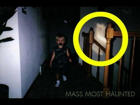 Ghosts of Children Caught On Tape At Haunted Lizzie Borden House -- Mass Most Haunted Ghost Videos + Paranormal Web-Series -- By: Phillip Brunelle -- http://www.YouTube.com/MassMostHaunted