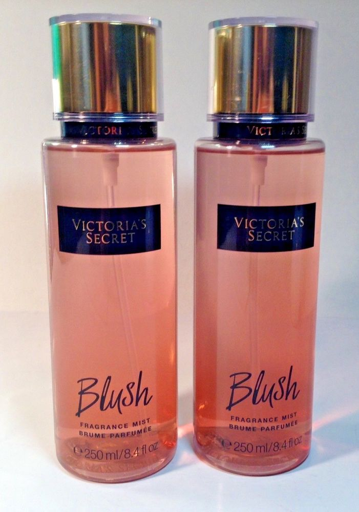 2 Victoria S Secret Fantasies Blush Fragrance Mist Spray 8 4 Fl