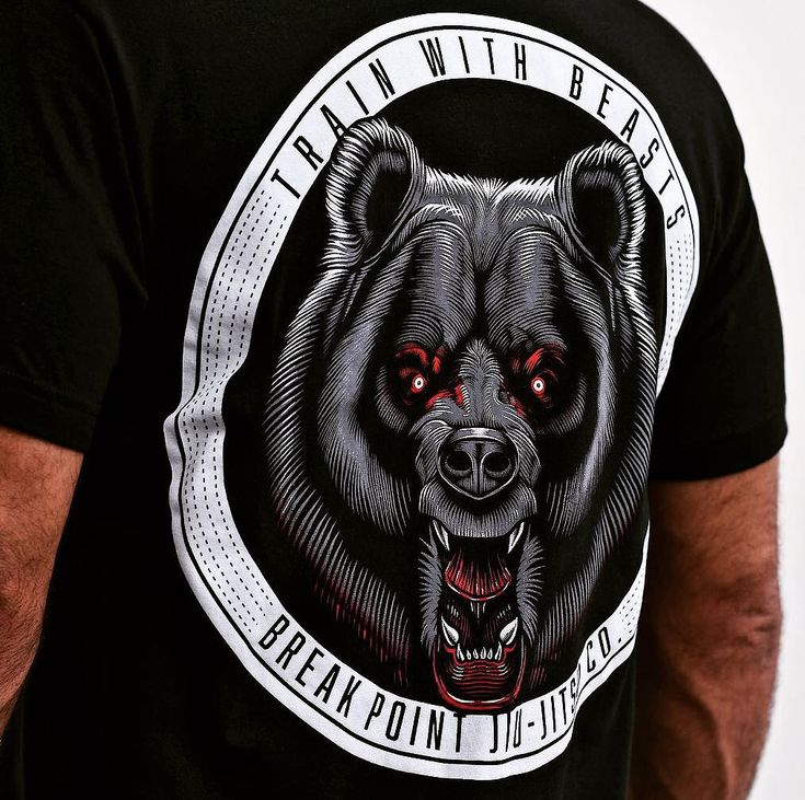 This bear illustration is now available on T-shirts. Check out their profile @breakpointfc where you can find this design along with lots of other cool Jiu Jitsu gear.  You'll also be able to find this shirt next weekend at the Break Point booth at the @SJJIF Worlds.  #curtisillustration, #breakpoint, #breakpointfc, #helpingjiujitsu, #armbar, #bjjsaveslives, #nogi, #ufc, #hireanillustrator, #bear, #attack, #attackrashguard, #rashguard, #bjj, #jiujitsu, #brazilianjiujitsu, #artcollective…
