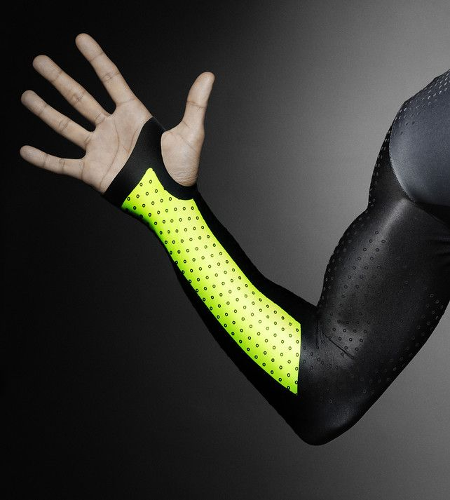 Inspired By Golf Balls, Nike's Bumpy Tracksuit May Help Sprinters Break Records