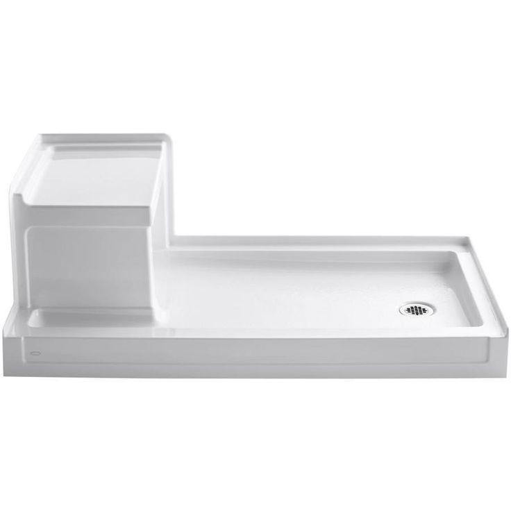 más de 25 ideas fantásticas sobre acrylic shower base en pinterest ... - Kohler Archer Lavabo Con Piedistallo
