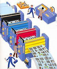 Nous travaillons avec plusieurs imprimeries  afin d'obtenir le meilleur rapport qualité-prix du moment.  AcMultigraphix.com vous offre des services d'imprimerie offset et numérique de qualité supérieure.  http://www.acmultigraphix.com/design/printing-solutions/?lang=fr