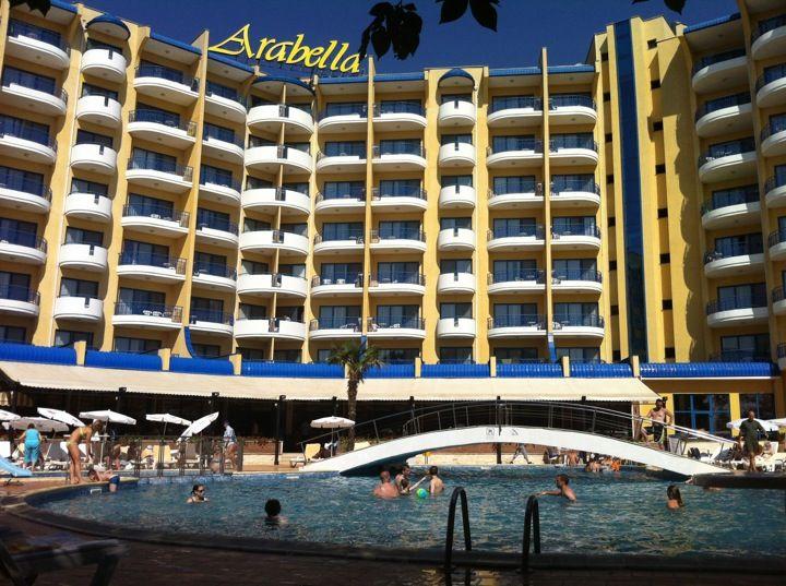Simple Arabella Hotel Golden Sands in