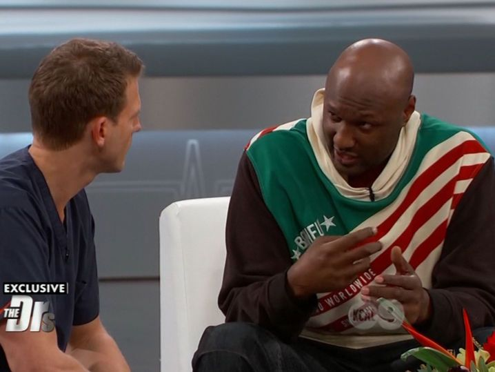 Lamar Odom Apologizes to Khloe for Drug Benders ... But Vows to Get Her Back (VIDEO)