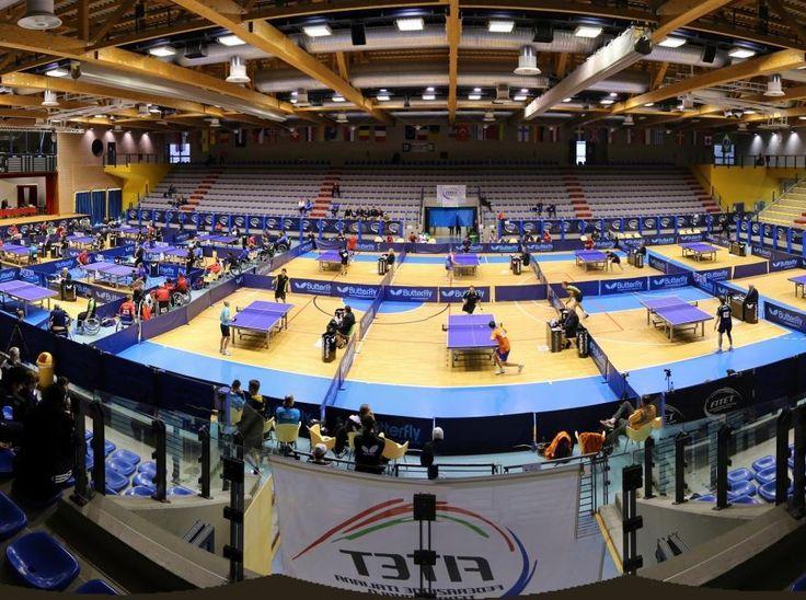 Evento Sport a Lignano Sabbiadoro data Lunedì 15 Febbraio 2016 ore 09:00: Appuntamnento a Lignano con la disciplina deltennistavolo! nei giorni che vanno dal 15 al 20 Febbraio 2016Il Comitato Paralimpico dell'International Table...