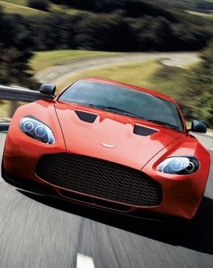Aston Martin Zagato, Luxury Supercar With Unique Styling - VERYBEST.COM