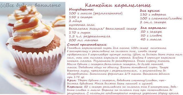 как украсить кексы кремом - Поиск в Google
