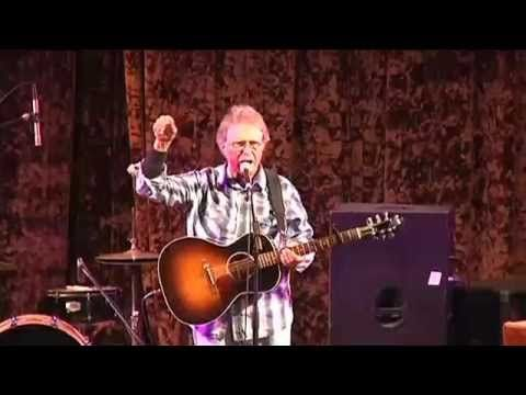 Country Joe McDonald at VOICES For PEACE Concert