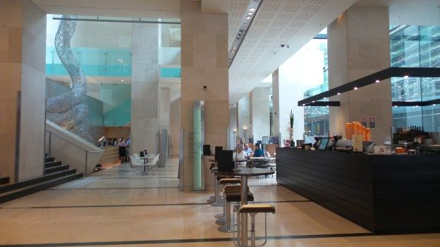 Hotel Review of the Hilton Sydney Hotel, Australia by Wilson Travel Blog