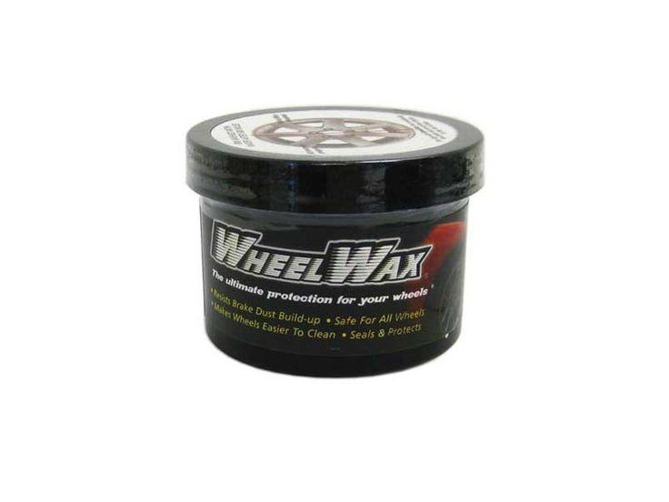 Wheel Wax - The Ultimate Wheel Protection 8 Oz