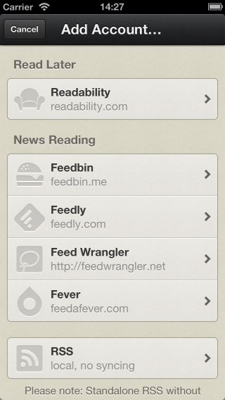 Beloved iOS RSS app Reeder goes totally free, with updates to come
