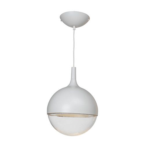 VÄSTER LED pendant lamp, white£60