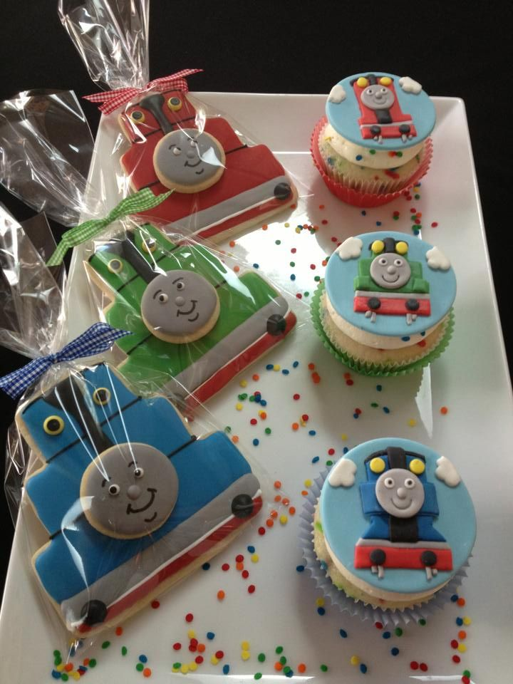 Thomas And Friends Birthday Party Thomas the tank theme birthday