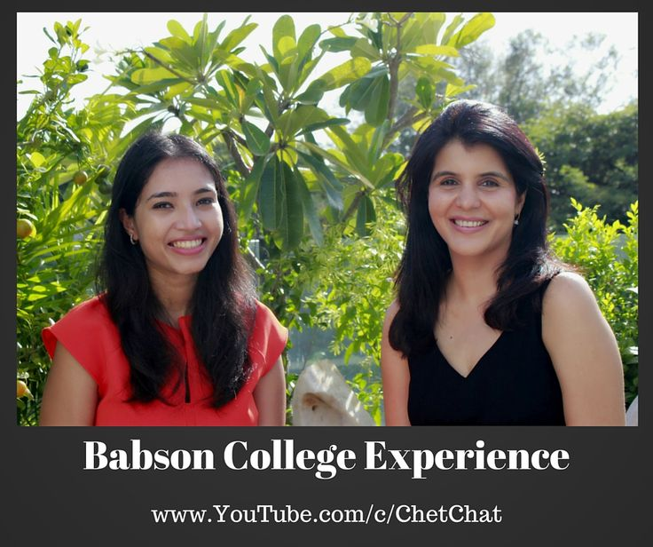 Videochat with alumnus from Babson College, CEO and Founder of Whitenife who talks about the structure of the program at Babson College, her favourite classes, internship and admission advice to freshmen, her experience with entrepreneurship, college dorm room and much more!