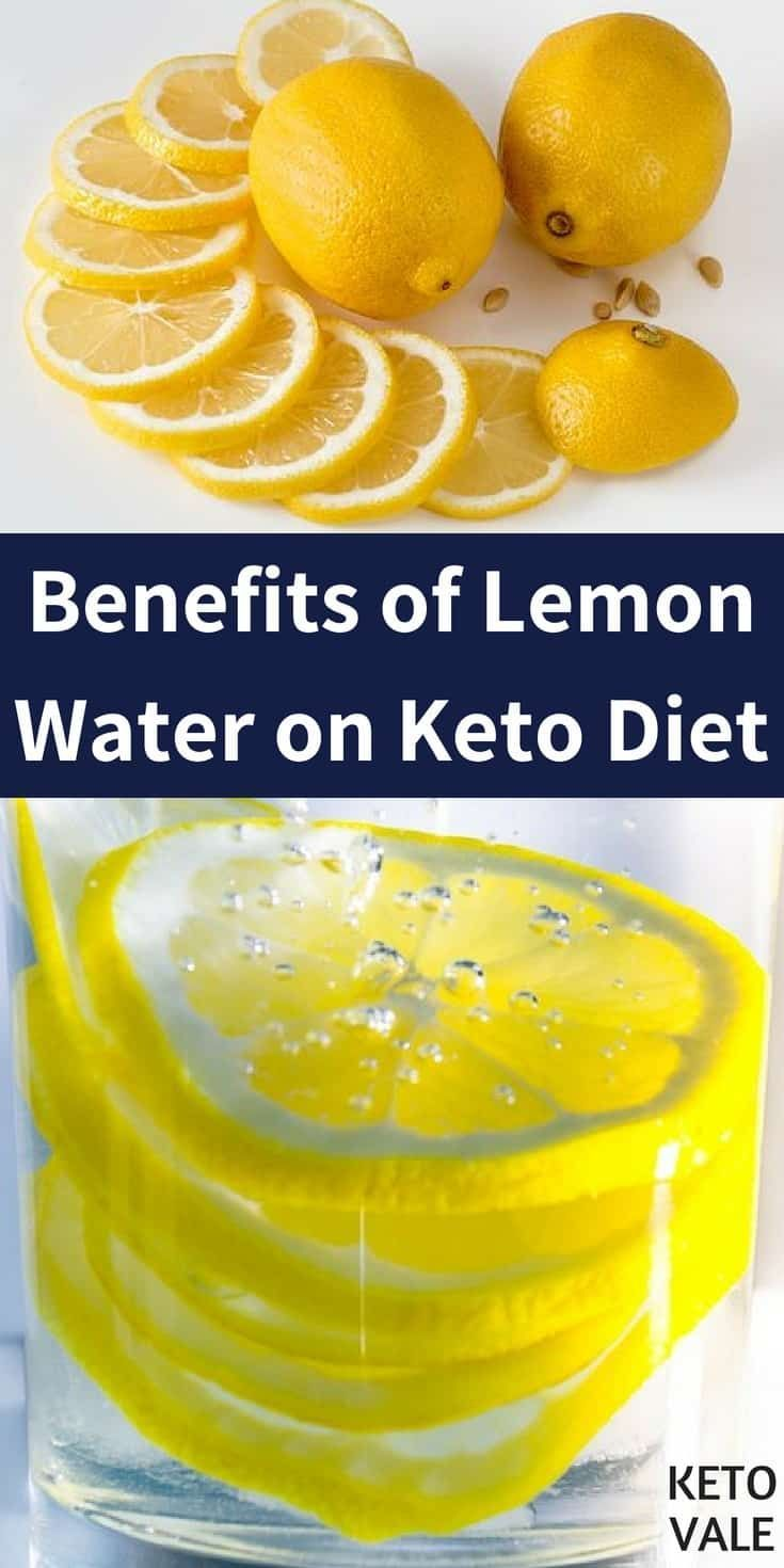 Lemon Water On Keto Diet The Benefits And Why You Should Drink It Daily Food Keto Recipes Easy Low Carb Keto Recipes