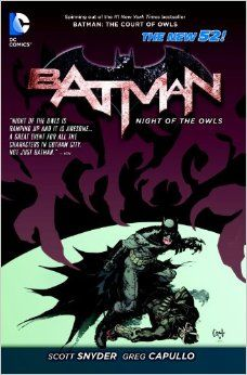 Batman: Night of the Owls (Part 3)