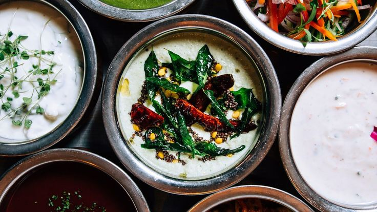 The Essential Guide to Indian Condiments   How well do you know your achaars from your kachumbers?